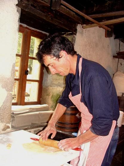Pays 39 sage novembre 2010 for Stage cuisine enfant