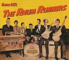 DIMANCHE 25 FÉVRIER – THE RHUM RUNNERS- AUBERGE DES BRUYERES – SAINT HILAIRE LES COURBES