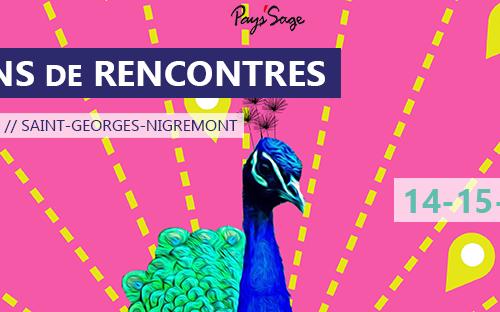 LES CHEMINS DE RENCONTRES // SAMEDI 15 AOUT 2020 // SAINT-GEORGES-NIGREMONT (23)